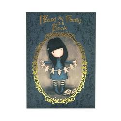 Gorjuss Chronicles carnetel - Family in a Book