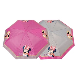 Umbrela manuala pliabila (2 modele) - Minnie