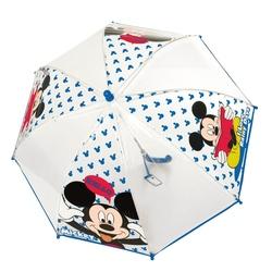 Umbrela manuala cupola (2 modele) - Minnie si Mickey