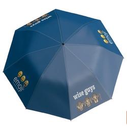 Umbrela manuala pliabila (2 modele) - Smily Emoji