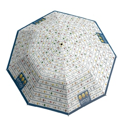 Umbrela manuala pliabila (2 modele) - Smily
