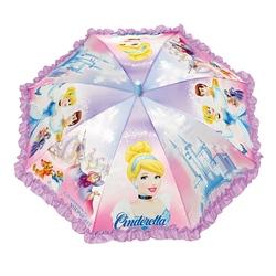 Umbrela manuala baston, cu volan - Princess