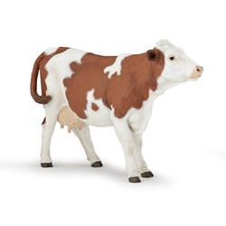 Figurina Papo - Vaca Montbeliarde