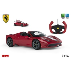Jucarie masina Ferarri 458 Speciale A decapotabila