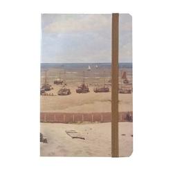 Carnet notite 112 pagini banda elastica Panorama Mesdag