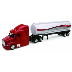 Camion diecast Peterbilt 387 cisterna 1:43