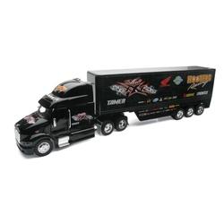 Camion diecast Peterbilt Honda Hooters Racing