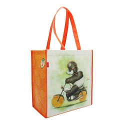 Fruity Scooty Geanta shopping Panda