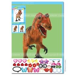 Felicitare amuzanta Little Extra Dinozaur