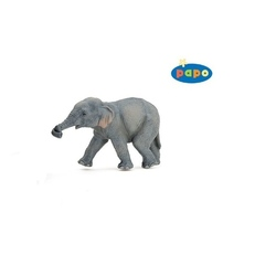 Elefant asiatic pui - Figurina Papo