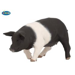 Scroafa alb cu negru - Figurina Papo