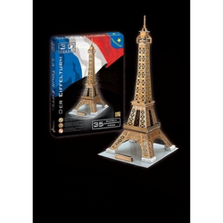 Puzzle 3D Turnul Eifel