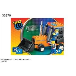 Set de construit-Buldozer-92 piese