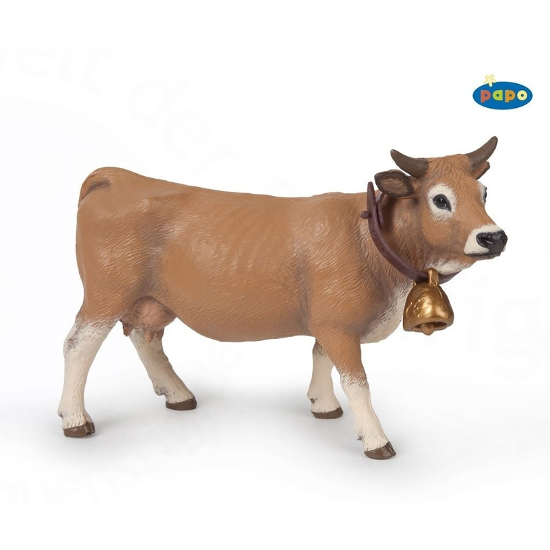 Vaca Allgau - Figurina Papo