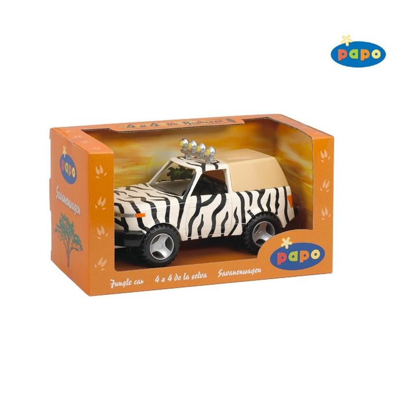 Figurine - Masina de teren cu sofer