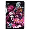 Caiet cu spira A4-80 de file colectia Monster High