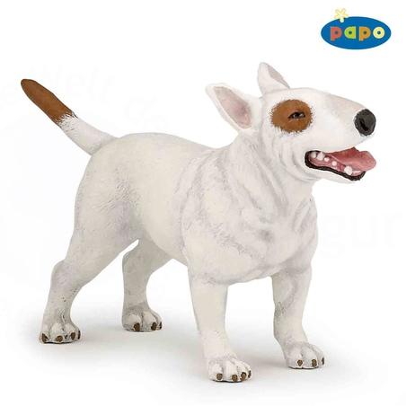 Figurina Papo-Caine Bull Terrier