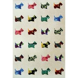 Caiet premium A5 Eclectic Scottie Dogs