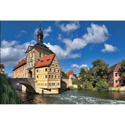 Puzzle 1000 piese Bamberg, Germania