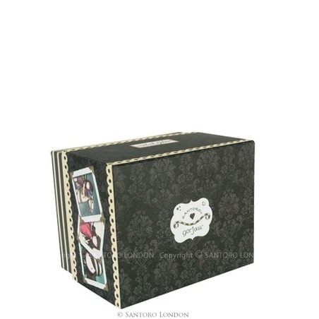 Cana din portelan ambalata in cutie de cadou Gorjuss