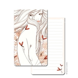 Mini agenda Eclectic Jflowing hair