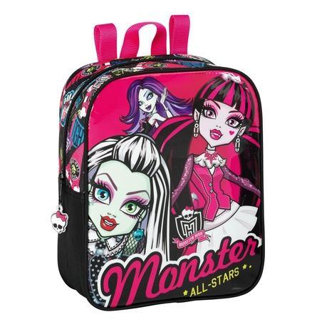 Ghiozdan scoala Monster High All Stars 27 cm