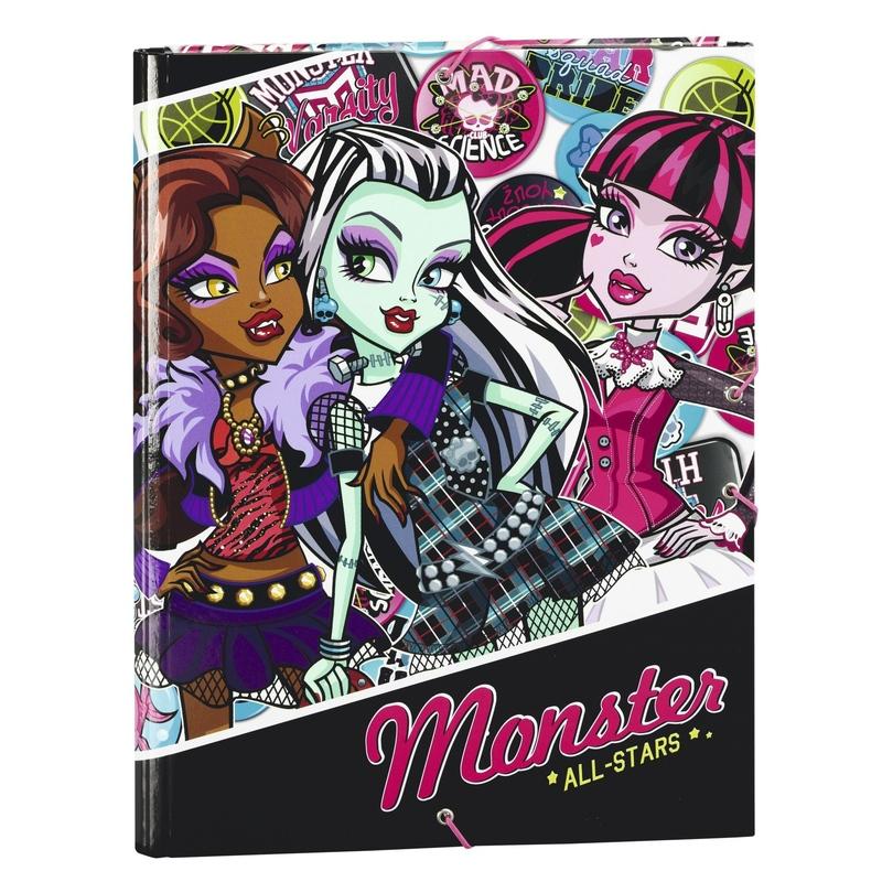 Dosar Monster High All Stars