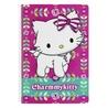 "Caiet cu spira A4-80 de file colectia Charmmy Kitty ""Flowers"" 2"