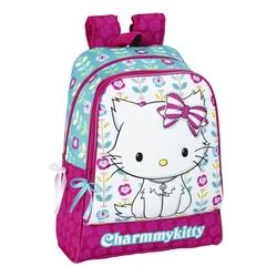 "Ghiozdan scoala colectia Charmmy Kitty ""Flowers"" 2"