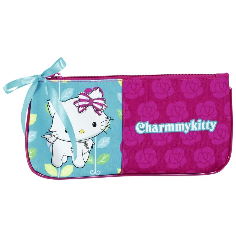"""Penar simplu Charmmy Kitty """"Flowers"""" 2"""