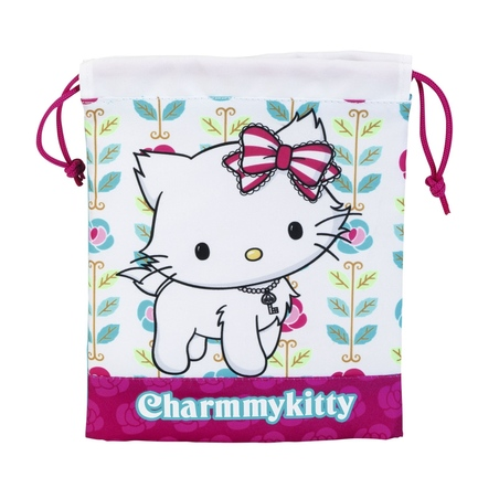 "Saculet colectia Charmmy Kitty ""Flowers"" 2"