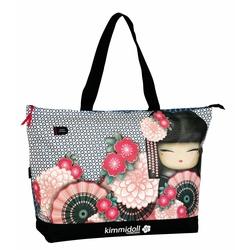 "Geanta mare shopping colectia ""Kanako"" by Kimmidoll"