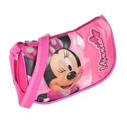 Geanta de umar roz Minnie Mouse 20 cm
