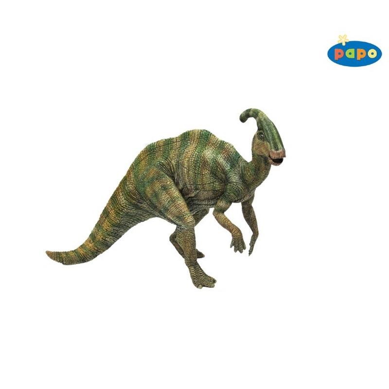 Figurina dinozaur - Parasaurolophus 19x4x12 cm
