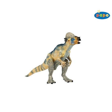 Figurina dinozaur - Pachycephalosaurus 14x9 cm