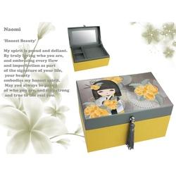 "Cutie pentru bijuterii colectia Kimmidoll ""NAOMI"""