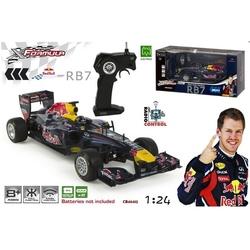 Masina Formula 1 Red Bull cu radiocomanda -scara 1:24