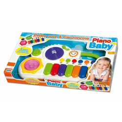 Jucarie pianina pentru bebelus