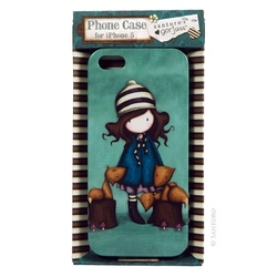 Husa rigida pentru iPhone 5 Gorjuss The Foxes