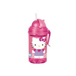 Recipient pentru apa (500 ml) Hello Kitty