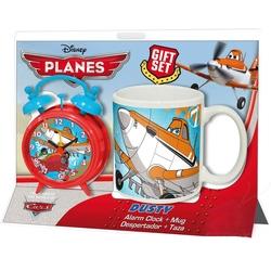 Set ceas si cana portelan Planes
