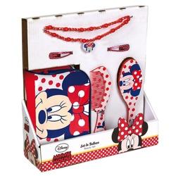 Set accesorii Minnie Mouse Face