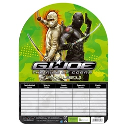 Orar G.I.Joe