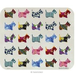Mousepad colectia Eclectic -  Scottie Dog