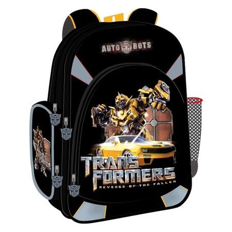 Rucsac scoala Transformers