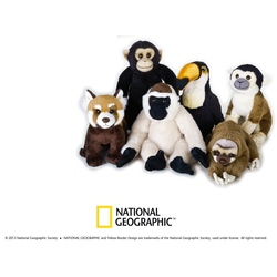 Jucarie din plus National Geographic Animal tropical 17x20 cm