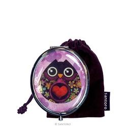 Oglinda ovala in cutie Eclectic™ Owl