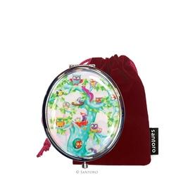 Oglinda ovala in cutie Eclectic™ Wildwood