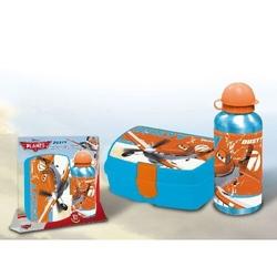 Recipient pentru apa (500 ml)+cutie pranz Planes