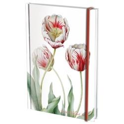 Agenda nedatata cu coperti tari si elastic A5 Tulipa 'Teyler', Anita Walsmit Sachs